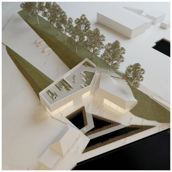 ArchitecturalModel_BlueScale_NJYStudio_WhiteCard